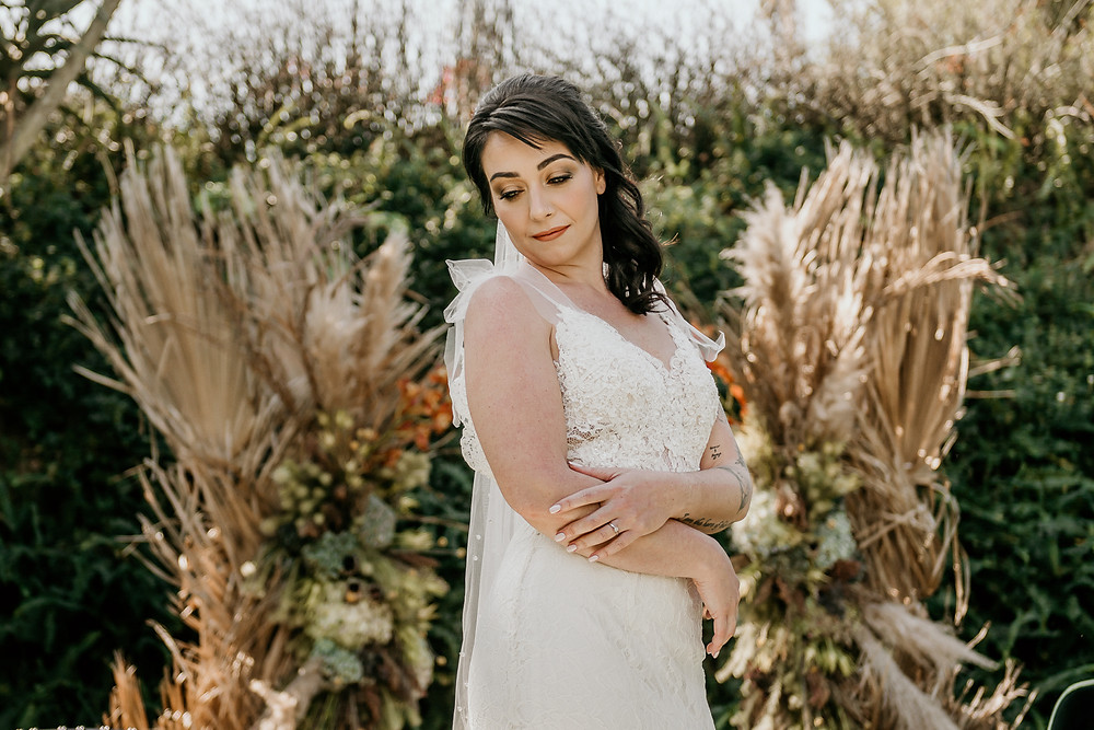 Backyard styled shoot