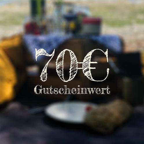 picknick gutschein 70€