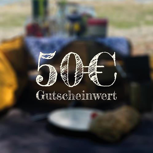 picknick gutschein 50€
