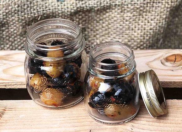 eingelegte oliven
