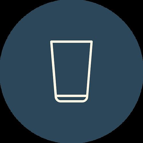 aromatisiertes wasser 0.4l
