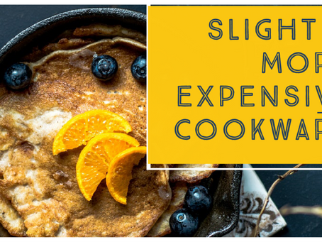 SLIGHTLY MORE EXPENSIVE COOKWARE : LODGE TOP 5
