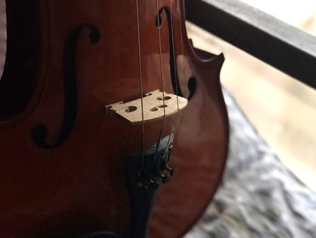Intro to the Violin by Sangeeta Angela Kumar