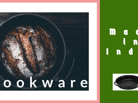 Made in India : Cookware