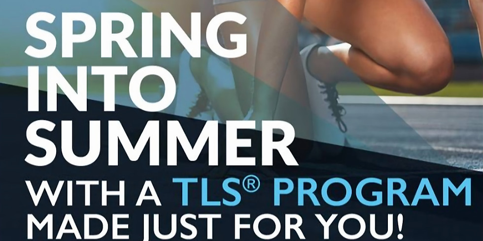 Spring Into Summer with TLS