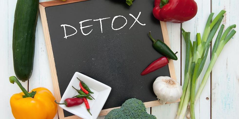 Ready For A Fresh Start - Let's Detox!