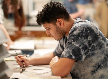 Thea's Art Closet Program Impacts Over 44,000 Arkansas Students in One School Year