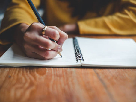 Five Students Selected for 2019 Creative Writing Scholarship Competition
