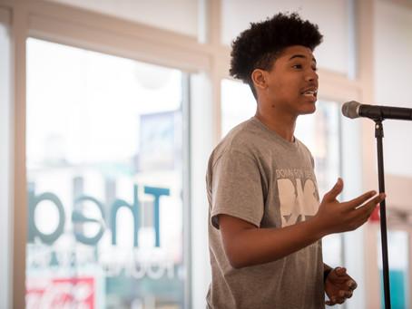 2018 Spoken Word Scholarship Winners