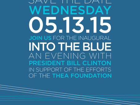 Into the Blue: An Evening with President Bill Clinton