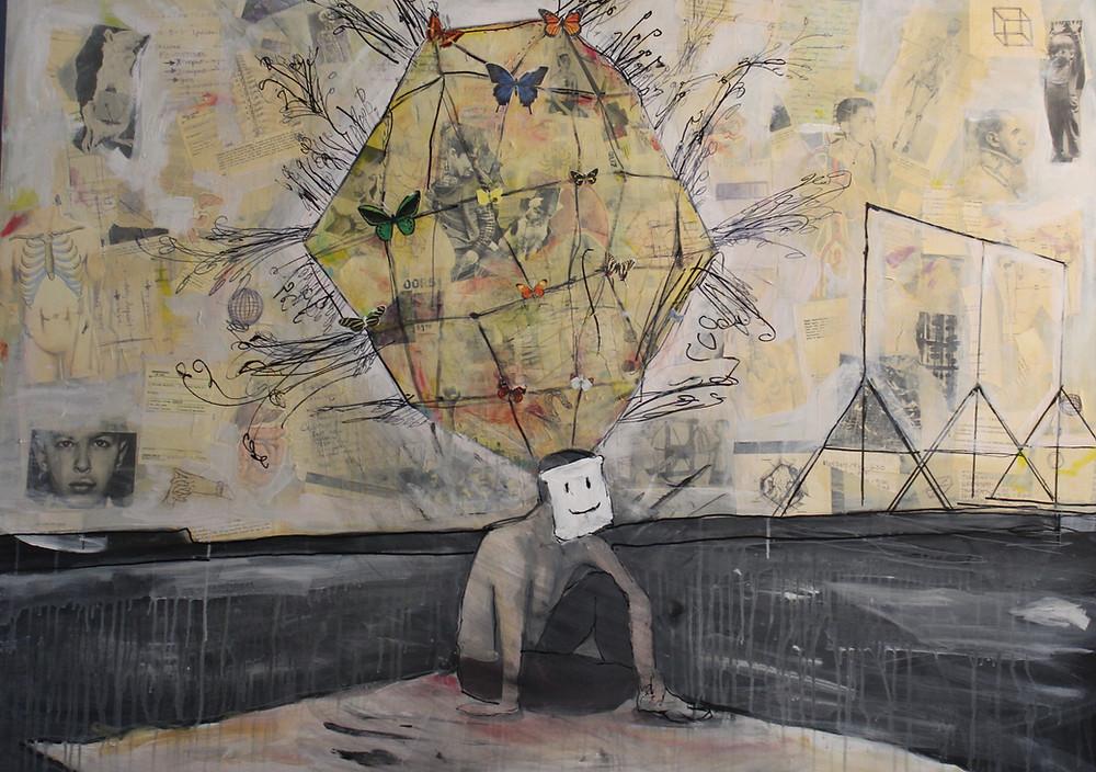 An Encyclopedia of Fragility, art by Carmen Alexandria Thompson