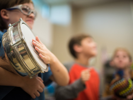 For Conway Students, Science is Music to Their Ears