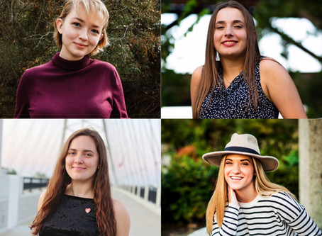 Four Students Win Thea's 2020 Film Scholarship Competition