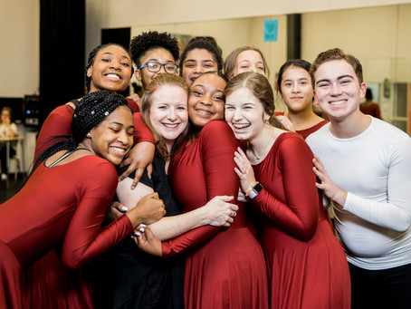 How a School Dance Program Changes Lives with Help from the Community