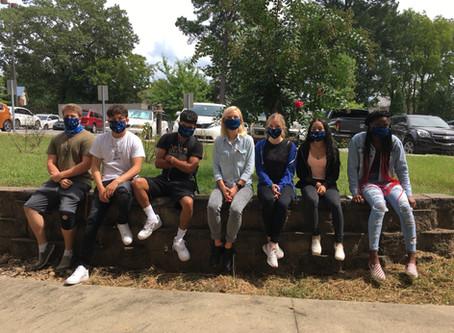 Arkansas Art Teacher Helps Students Showcase Their Identity With Custom Masks