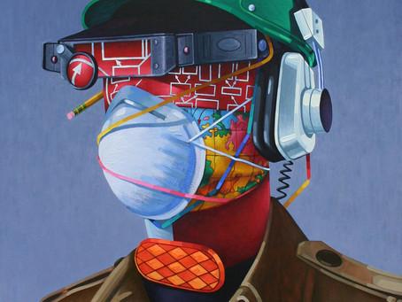 THE ART DEPARTMENT PRESENTS JOHN HARLAN NORRIS | AUG. 8