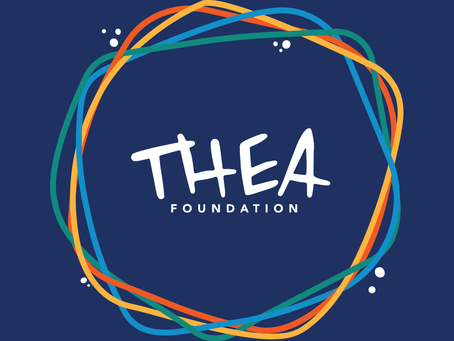 Thea Foundation Reveals New Branding