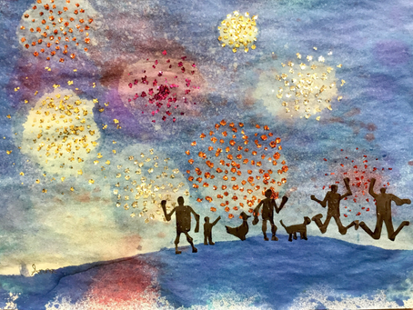 Arkansas Children's Patients Creating a Positive Patient Experience Through Art
