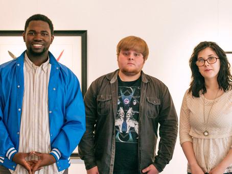 2015 Slam Poetry Scholarship Winners