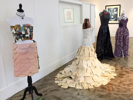 2017 Fashion Design Scholarship Competition Winners