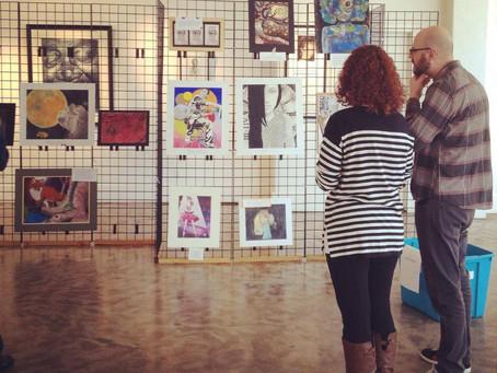 2015 Visual Arts Scholarship Winners Announced