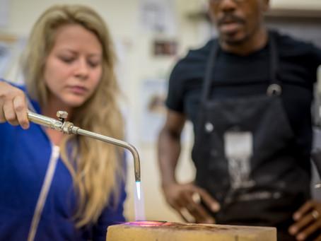 Firing Up Fine Arts in Arkansas Schools