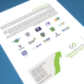 מיחזור, מעטפה, עיצוב גרפי, מיתוג, ירוק, אייכות סביבה