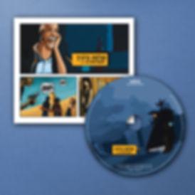 עיצוב סינגל, עיצוב אלבום, דיסקים, הליקון, מוסיקה