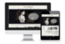 לוגו, עיצוב אתר, מיתוג, קטלוג, שמלות כלה וערב
