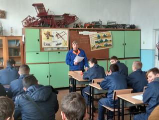Колейдоскоп педагогічних ідей:  репортаж з відвіданих уроків виробничого навчання