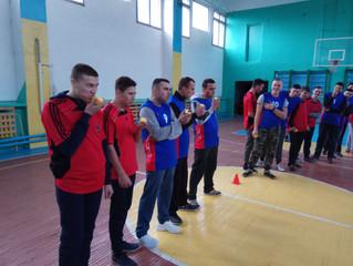Спортивні змагання до Дня Збройних Сил України
