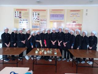 Навчання професії «Кухар», «Кондитер»