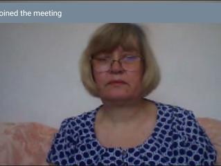 Засідання педагогічної ради в режимі онлайн