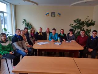 Засідання учнівського самоврядування