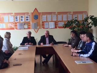 Відбулося засідання атестаційної комісії І рівня