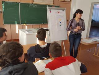 Профорієнтація у закладах загальної середньої освіти