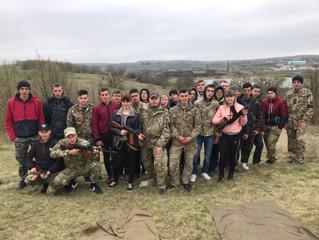 Майбутні захисники України