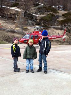 Chalet Nepomuk, Zermatt-Matterhorn