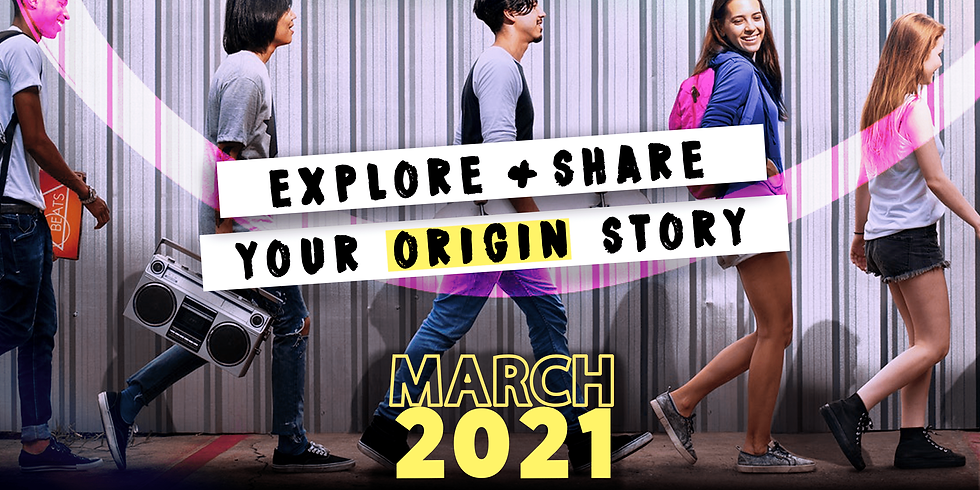 Discover It: Explore & Share Your Origin Stories
