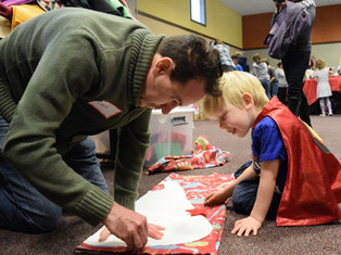 Marin Volunteers Maintain Day of Giving Tradition