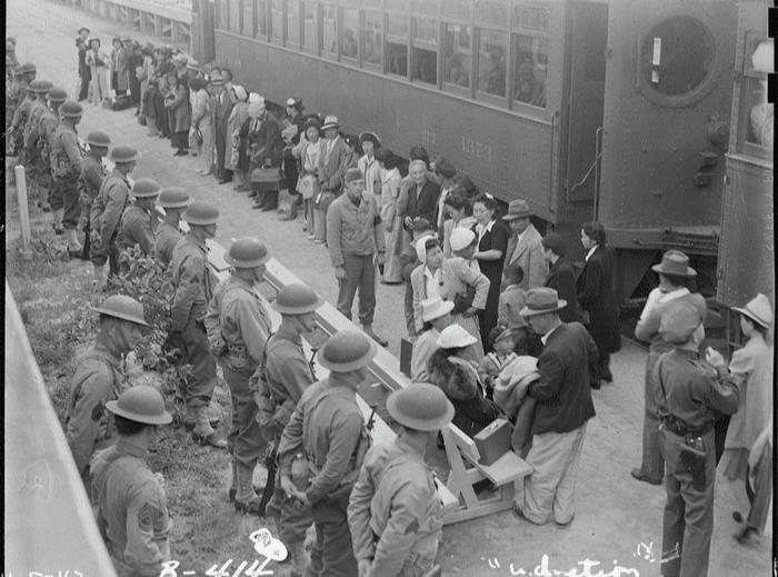 Arcadia, California. April 5, 1942.