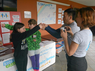 San Rafael Event Offers Youngsters an Early Lesson in Altruism