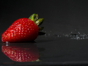 The Dark Side of the Strawberry