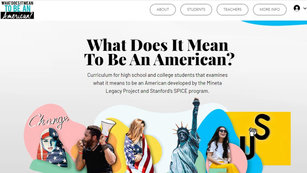 """""""What Does It Mean To Be An American?"""" Overview Video"""