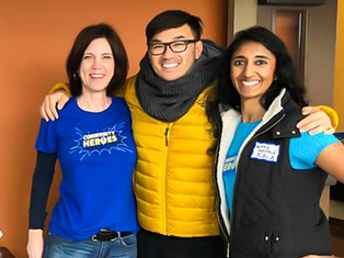 Interview With Community Heroes Founders Toan Lam and Kala Shah