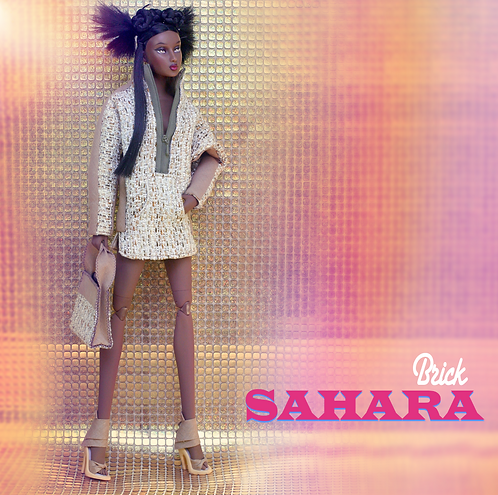 OOAK Sahara Brick