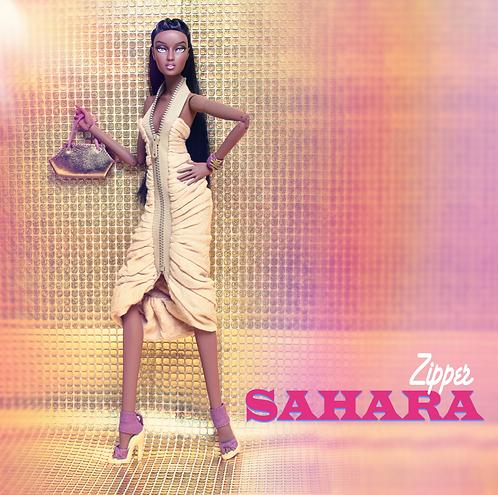 OOAK Sahara Zipper