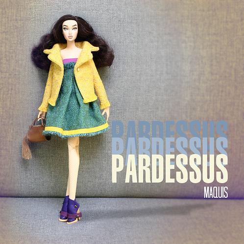 OOAK Pardessus Maquis