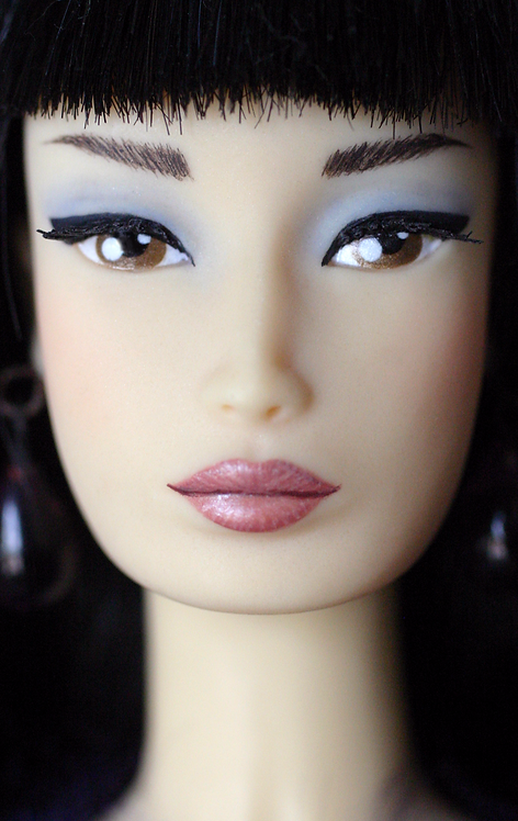 Maquillage Indigo