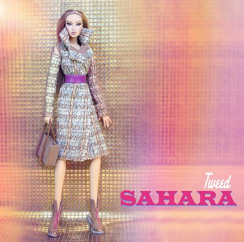 OOAK Sahara Tweed